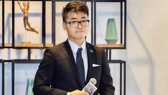 Simon Cheng vanished during a business trip in mainland China.