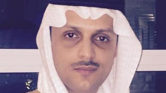Missing Saudi Arabian prince Saud bin Saif al-Nasr.