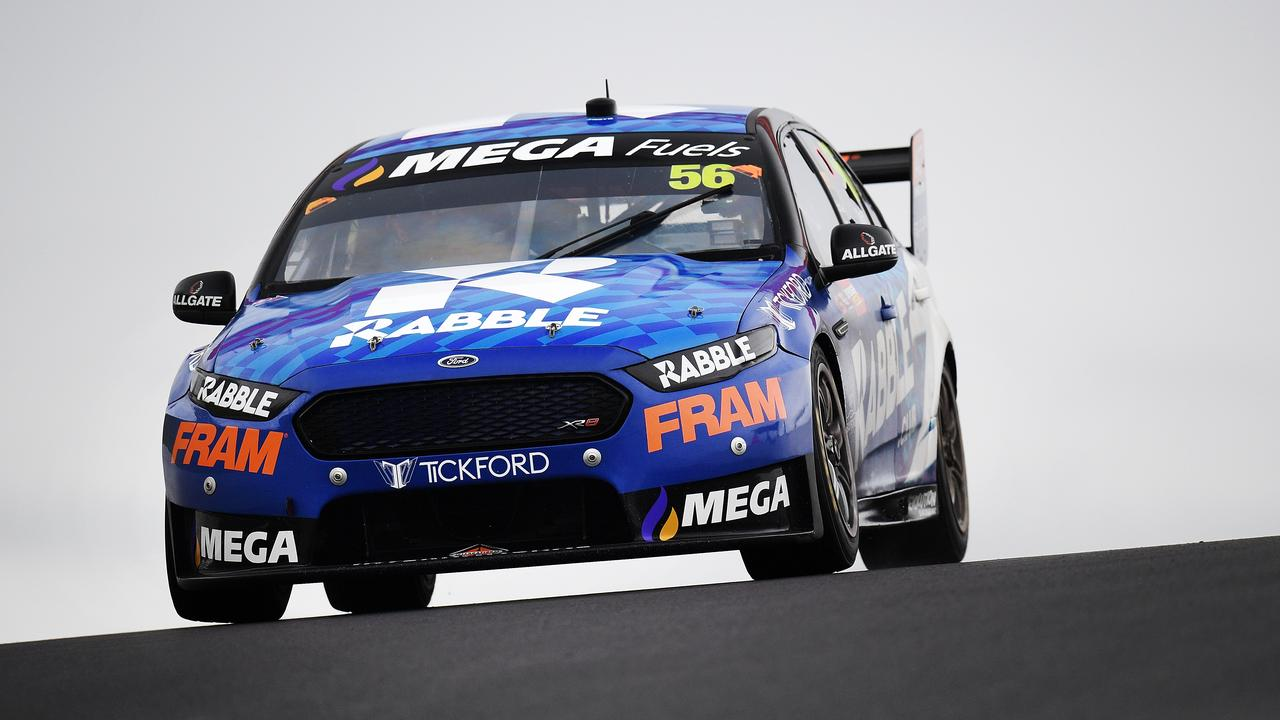Richie Stanaway topped the final session of practice on Thursday at Mount Panorama.