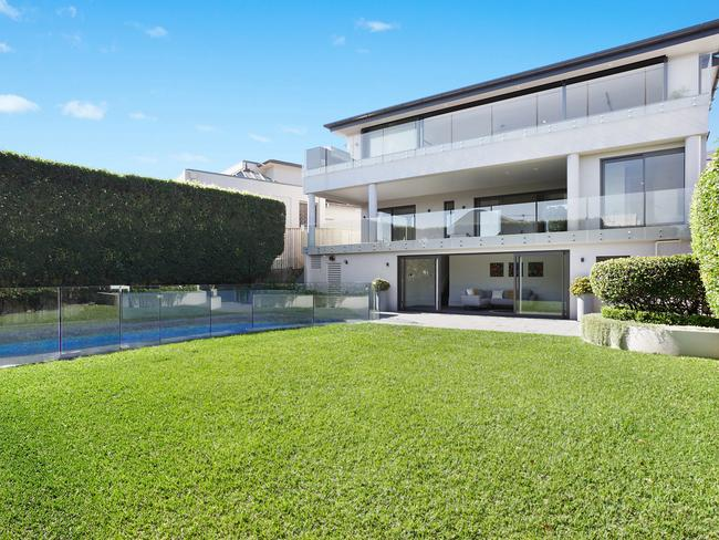 No. 4 Gilliver Ave, Vaucluse, has a $16 million to $17 million price guide.
