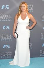 Amy Schumer attends the 21st Annual Critics' Choice Awards on January 17, 2016 in California. Picture: Getty