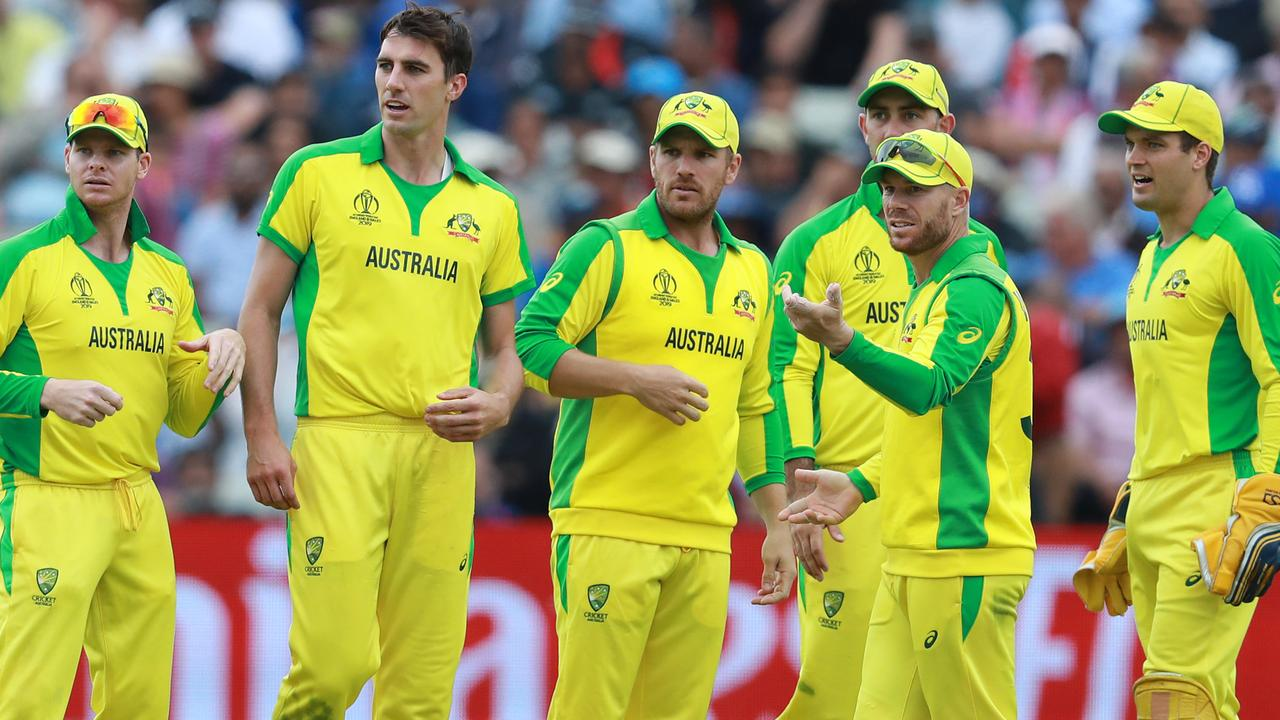 Australia bowed out of the World Cup at the semi-final stage.-