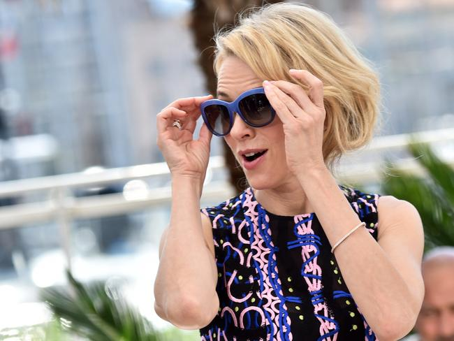 Naomi Watts poses during a photocall for The Sea of Trees at the 68th Cannes Film Festival.