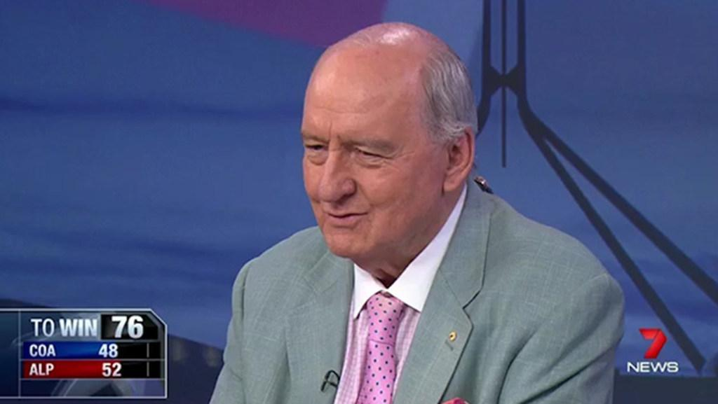 James McGrath calls Alan Jones a 'king of the bedwetters'