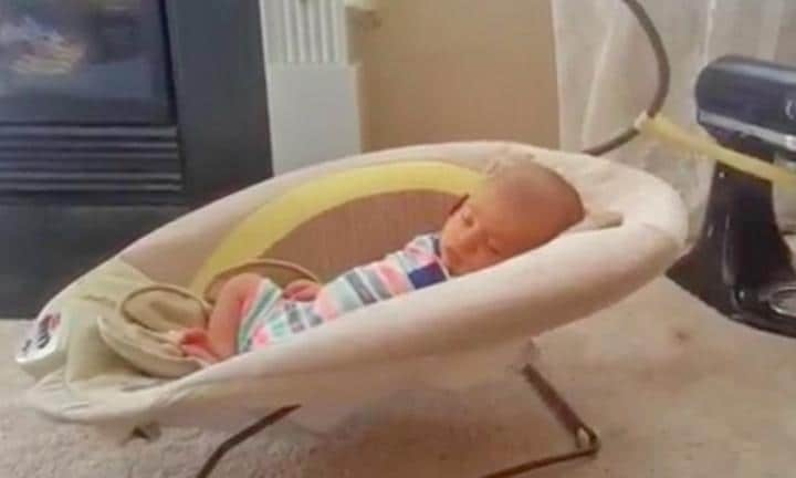 The dangerous baby sleep hack that's angering parents
