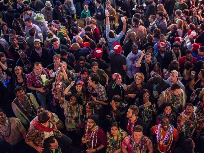 Mardi Gras in New Orleans attracts people from all over the world. Picture: iStock