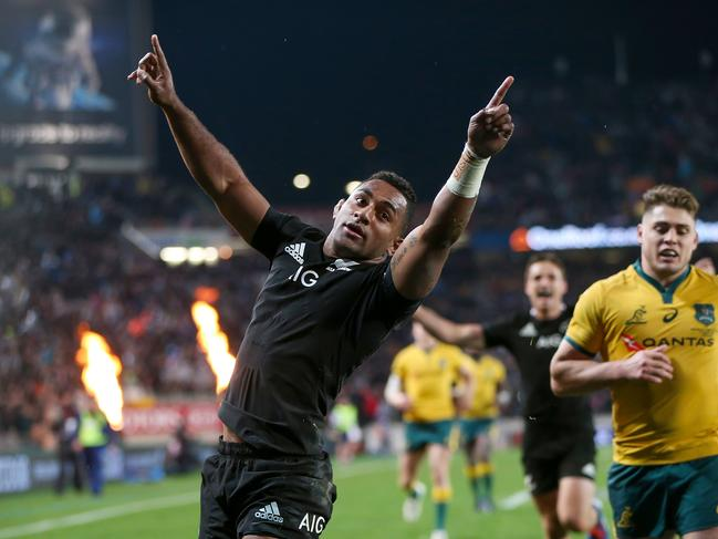 The All Blacks are back, baby!