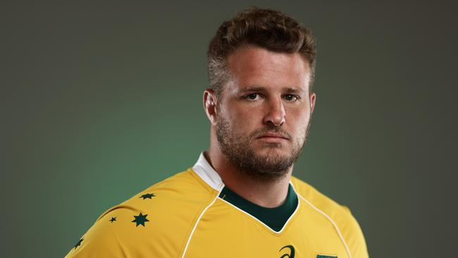 James Slipper is returning to the rugby field on Friday.