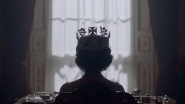 We can't wait to see what else is in store. Image: The Crown