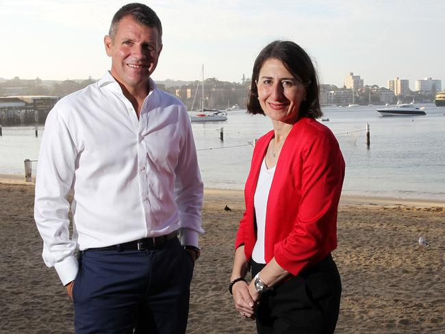 Mike Baird reveals why he took $1 million-plus National