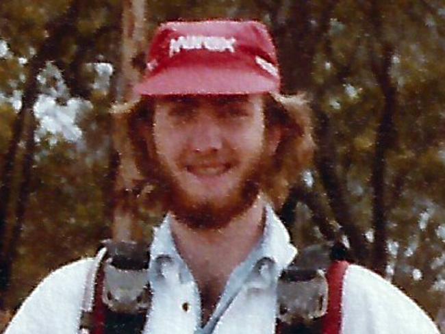 Tony Jones was 20 when he vanished in 1982.