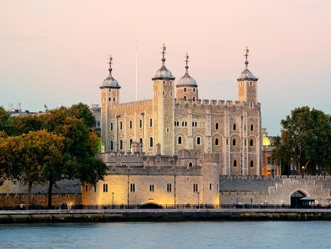 London Tower where Thomas Seymour was beheaded. Picture: iStock