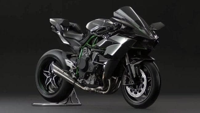 Worlds Fastest Motorcycle The Kawasaki Ninja H2 Has F1 And