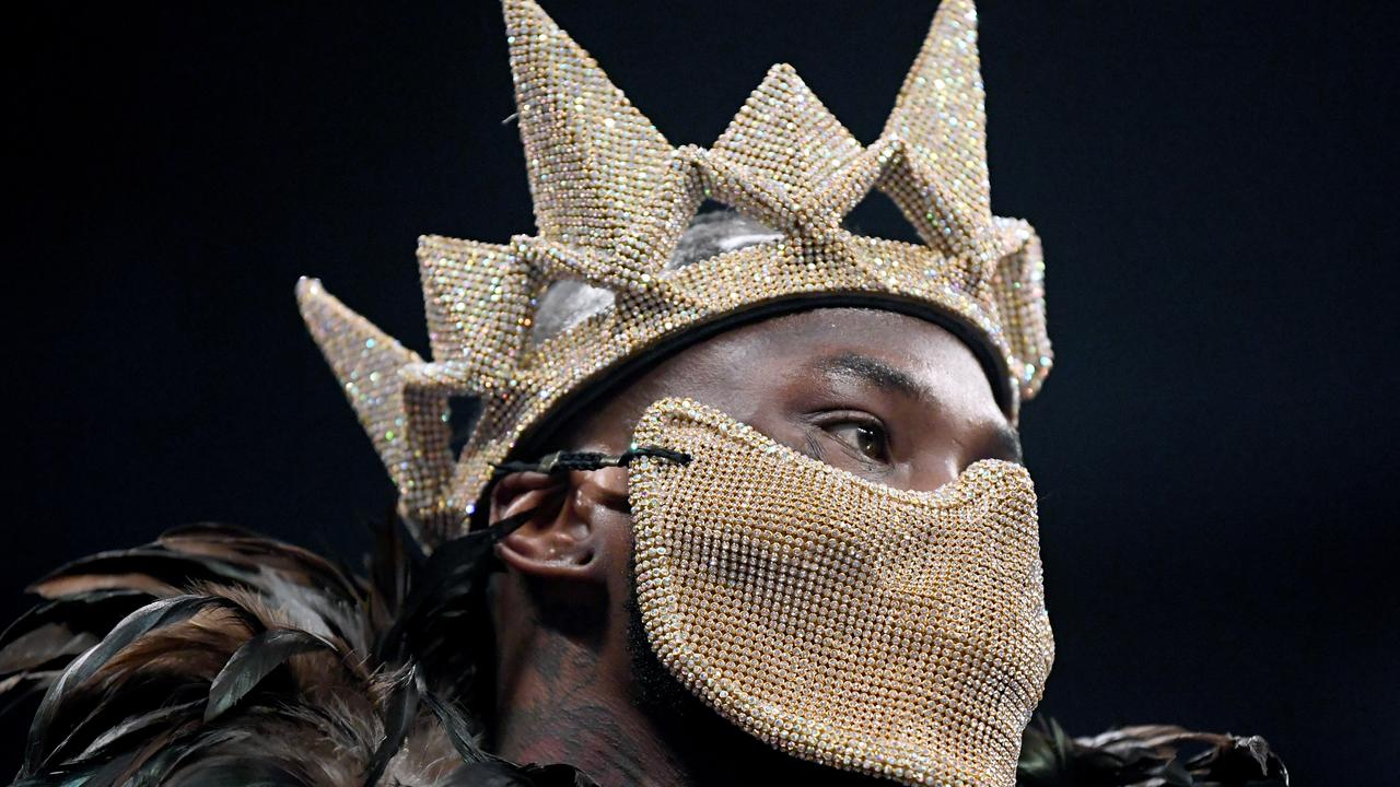 Deontay Wilder won't answer Eddie Hearn.