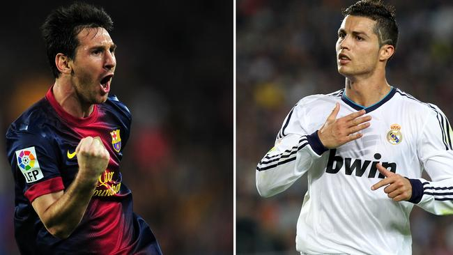 Lionel Messi Tops Cristiano Ronaldo In Football Rich List 1b Barrier Contracts