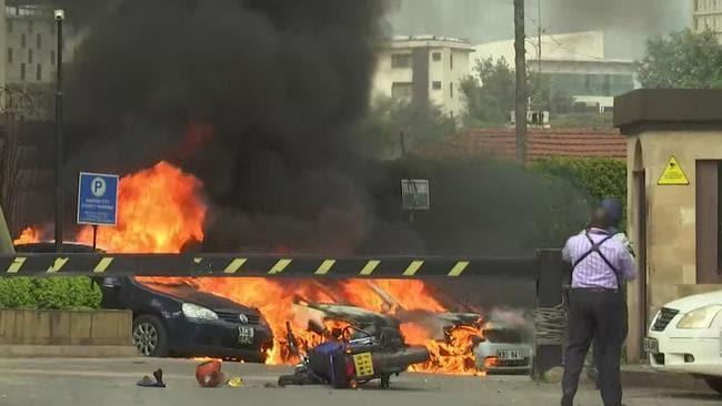 Image result for dusit d2 hotel attack images