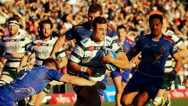 Warringah and Manly will meet in a massive Shute Shield semi-final at Rat Park.