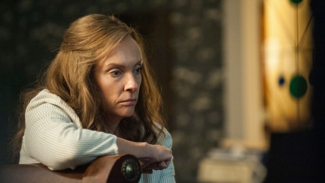 Toni Collette as the unsettling Annie. Photo: A24