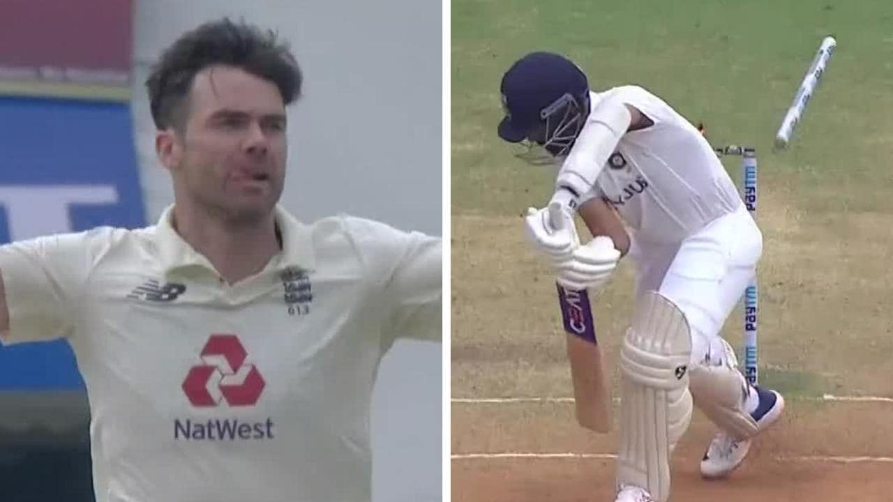 Jaws drop as Anderson bowls absolutely 'filthy' contender for 'best Test over ever' – Fox Sports