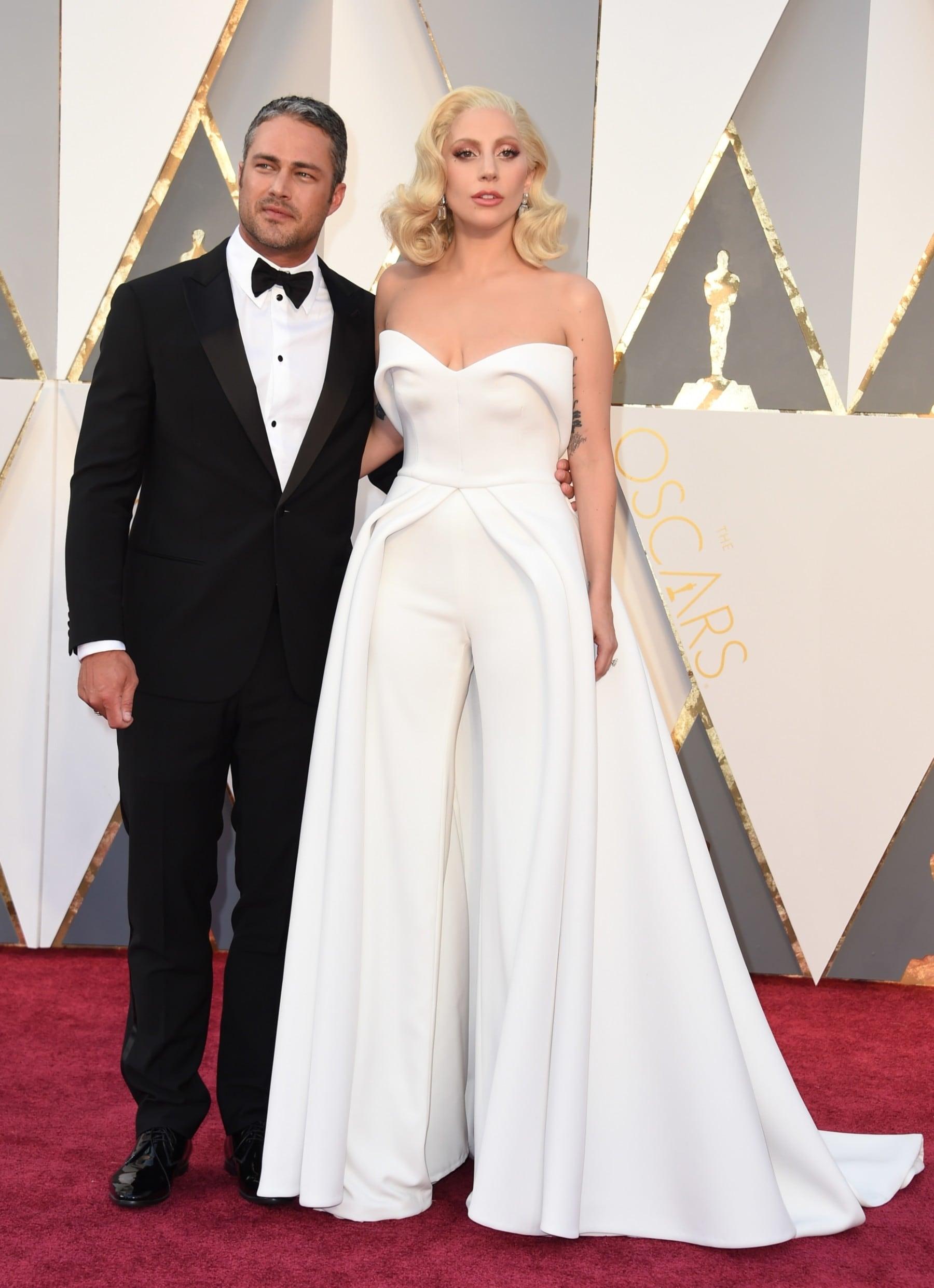 Lady Gaga is wearing Brandon Maxwell to the 2016 Oscars - Vogue ... 1924548b0