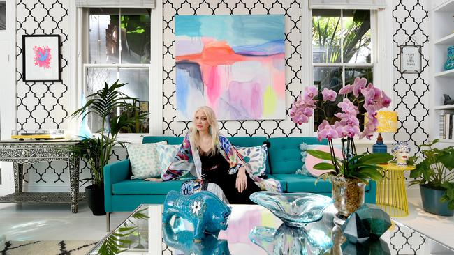 Fashion Design Director Vanessa Williams Sells Bold Brilliant South Yarra Home
