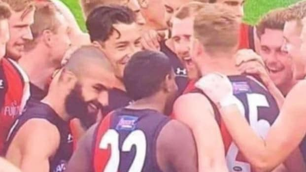AFL 2020: Essendon players slammed for laughing – NEWS.com.au