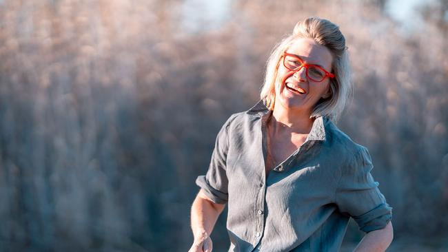 Shanna Whan launched Sober in the Country to start a national conversation about alcoholism in rural Australia. Picture: Tony Harrington.