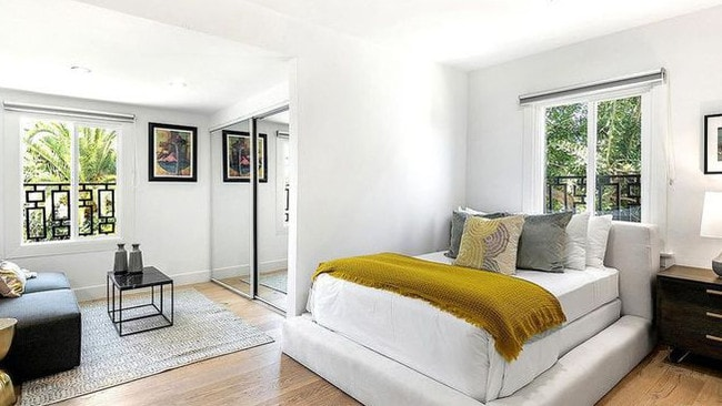 The main bedroom. Picture: Realtor.com