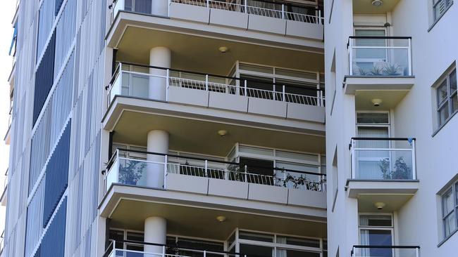 Brisbane's median unit price slipped 2.2 per cent in 2018 to $440,000, according to the REIQ.