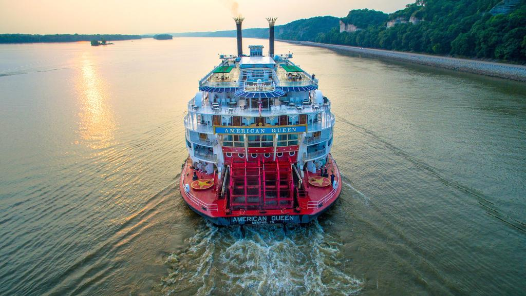 Top Deals Cruise The Mississippi On 40th Anniversary Of