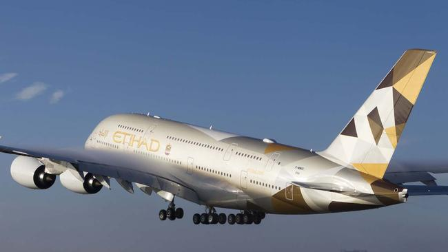 United Arab Emirates carrier Etihad has lost $A7 billion in three years.