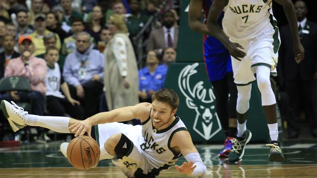 Dellavedova is known for his effort plays.