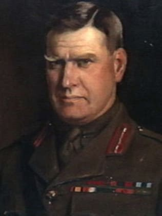 Major General Sir William Glasgow.