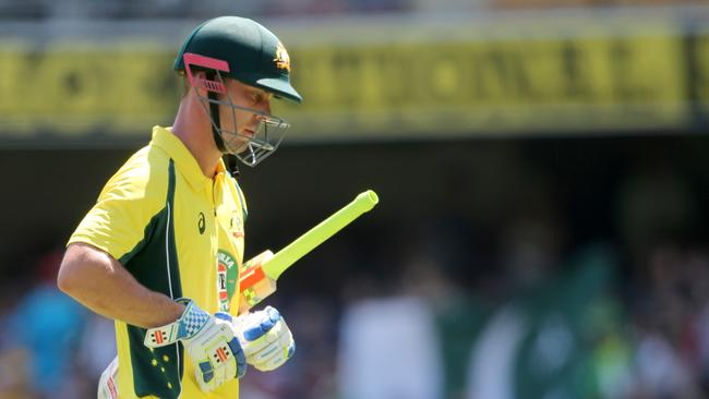 Chris Lynn has not played one day cricket since his last appearance for Australia 350 days ago.