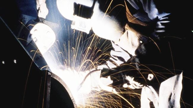 Welders are one of many industries in short supply in the SA capital.