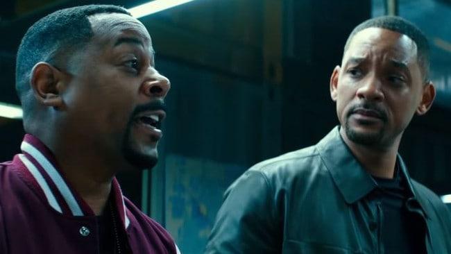 Will Smith drops Bad Boys 3 trailer
