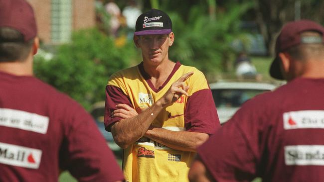 Wayne Bennett quickly became the No.1 target to be the inaugural coach of the Brisbane Broncos.