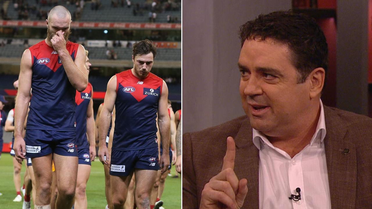 Garry Lyon's brutal Melbourne reality check.