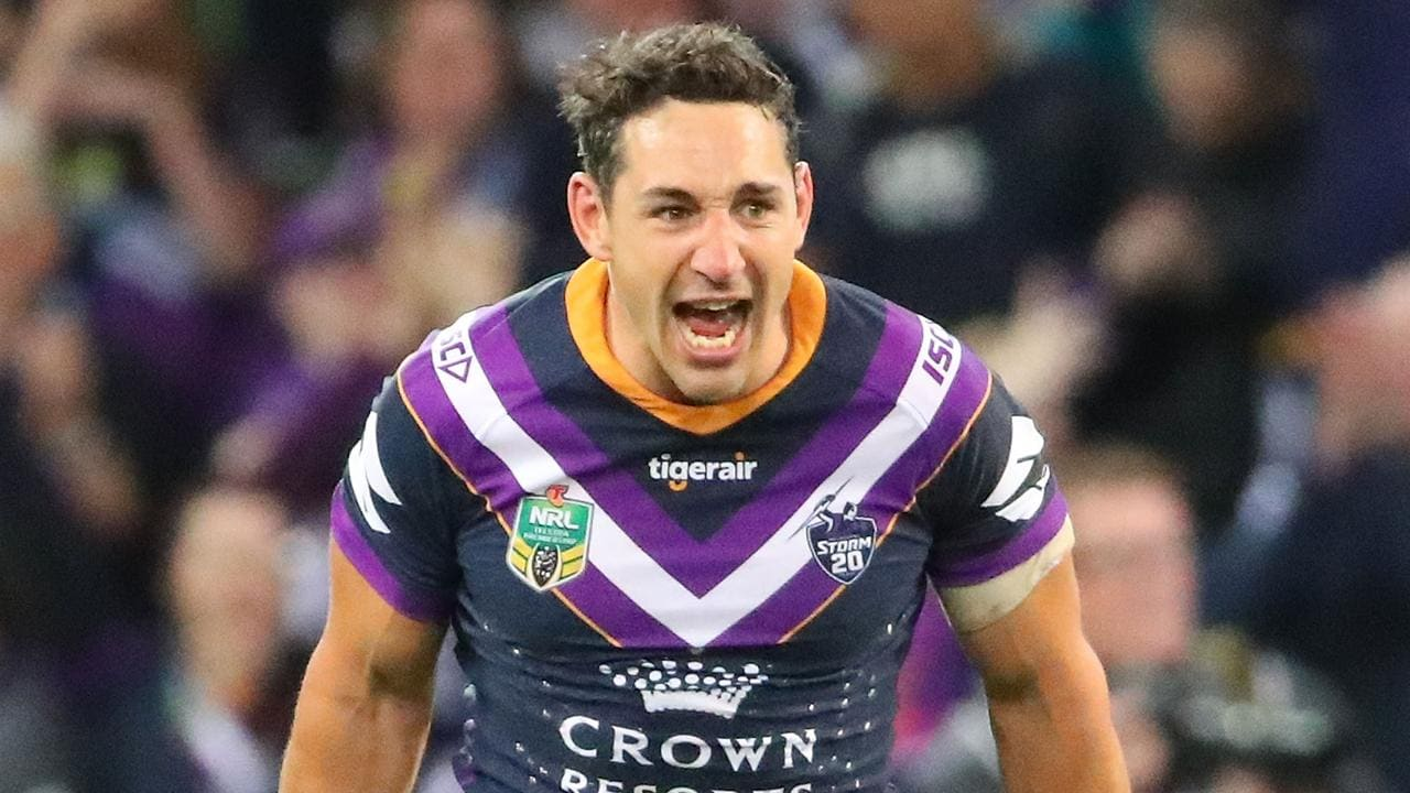 Billy Slater will head to the judiciary on Tuesday.