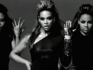 Beyonce is no thornback but the single ladies are. Source: Supplied
