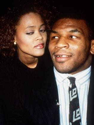 Tyson's relationship with Givens didn't last.