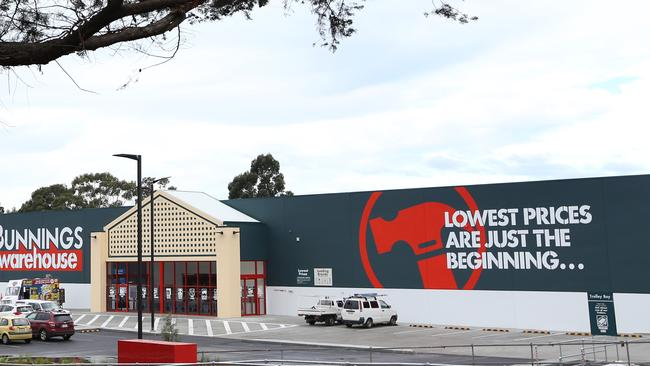 Bunnings is quietly ditching its famous 'Lowest prices are just the beginning …' slogan.