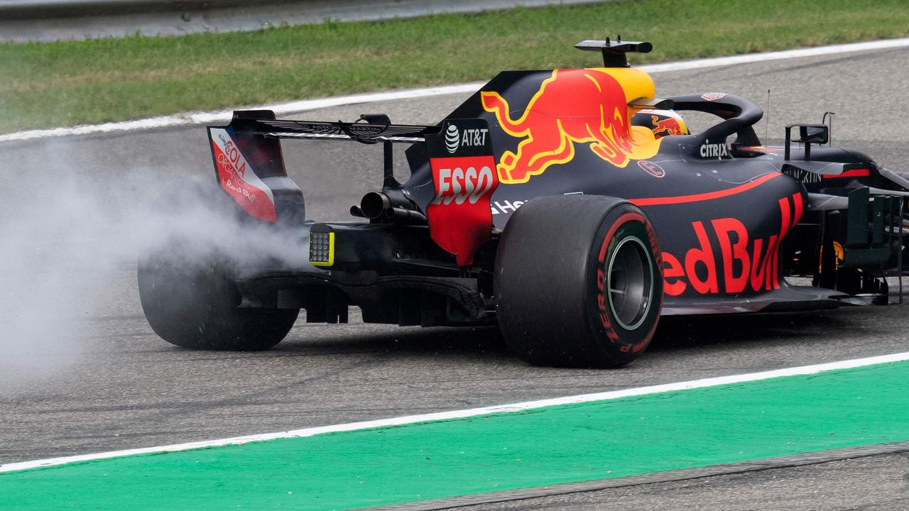 Red Bull has threatened to quit F1 after 2021 if it doesn't win with Honda engines.