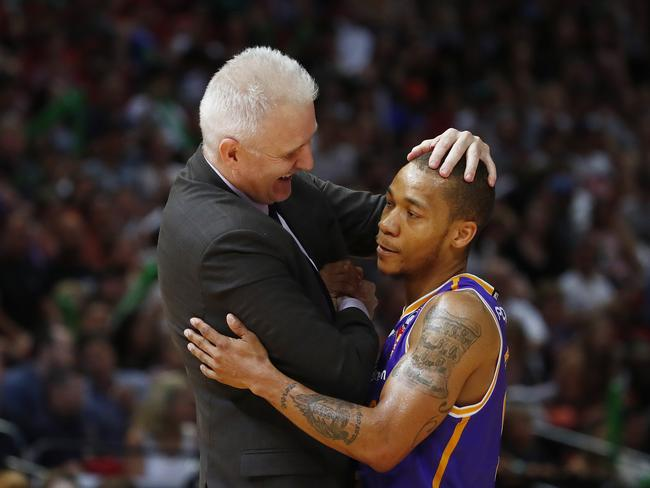Jerome Randle is set to play. Picture: AAP