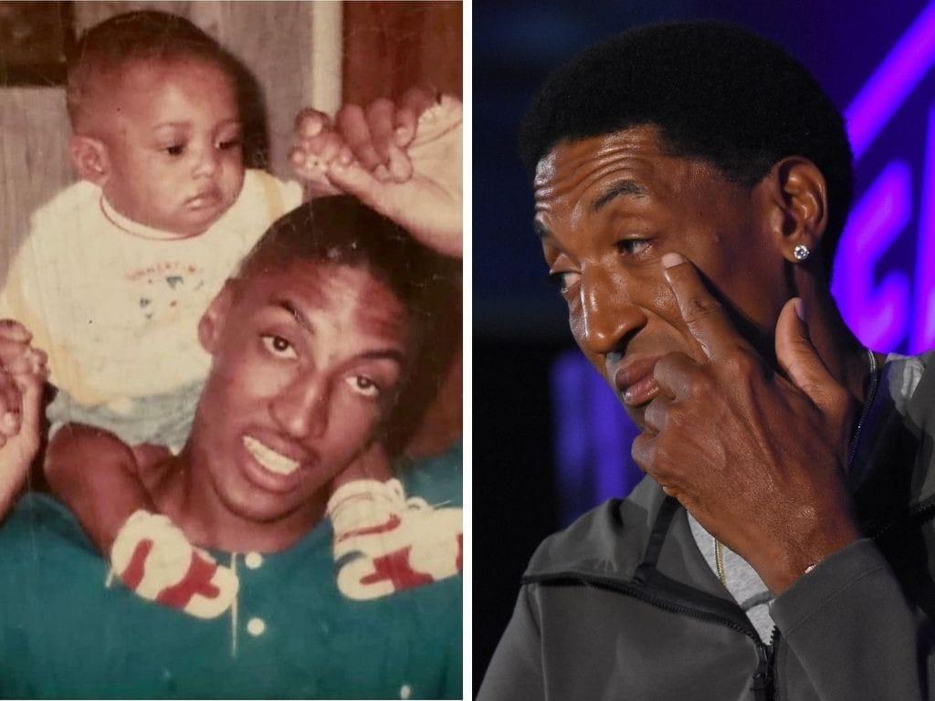 Scottie Pippen's eldest son Antron has died.