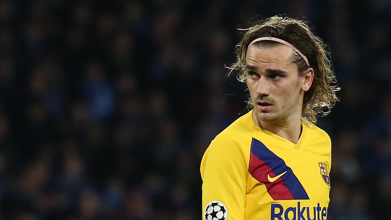 Is Griezmann's time at Barcelona already over?