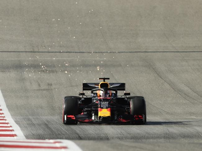 Max Verstappen fired up at Hamilton for the second time this week.