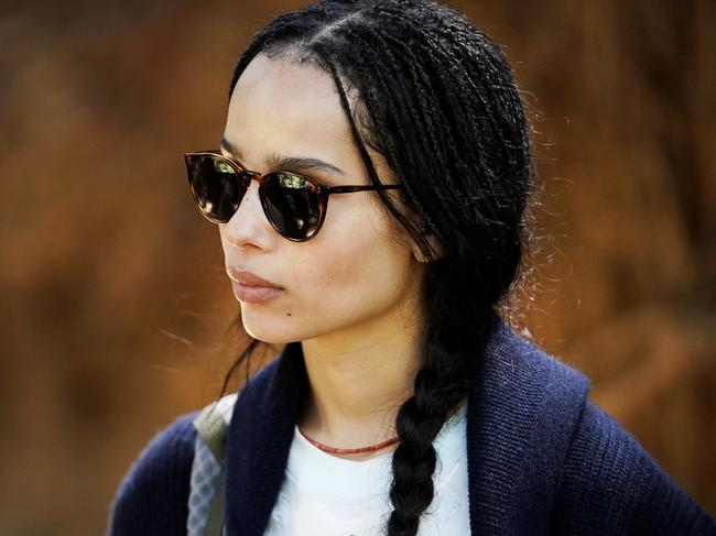 Zoe Kravitz's character, Bonnie Carlson. Picture: Foxtel/HBO