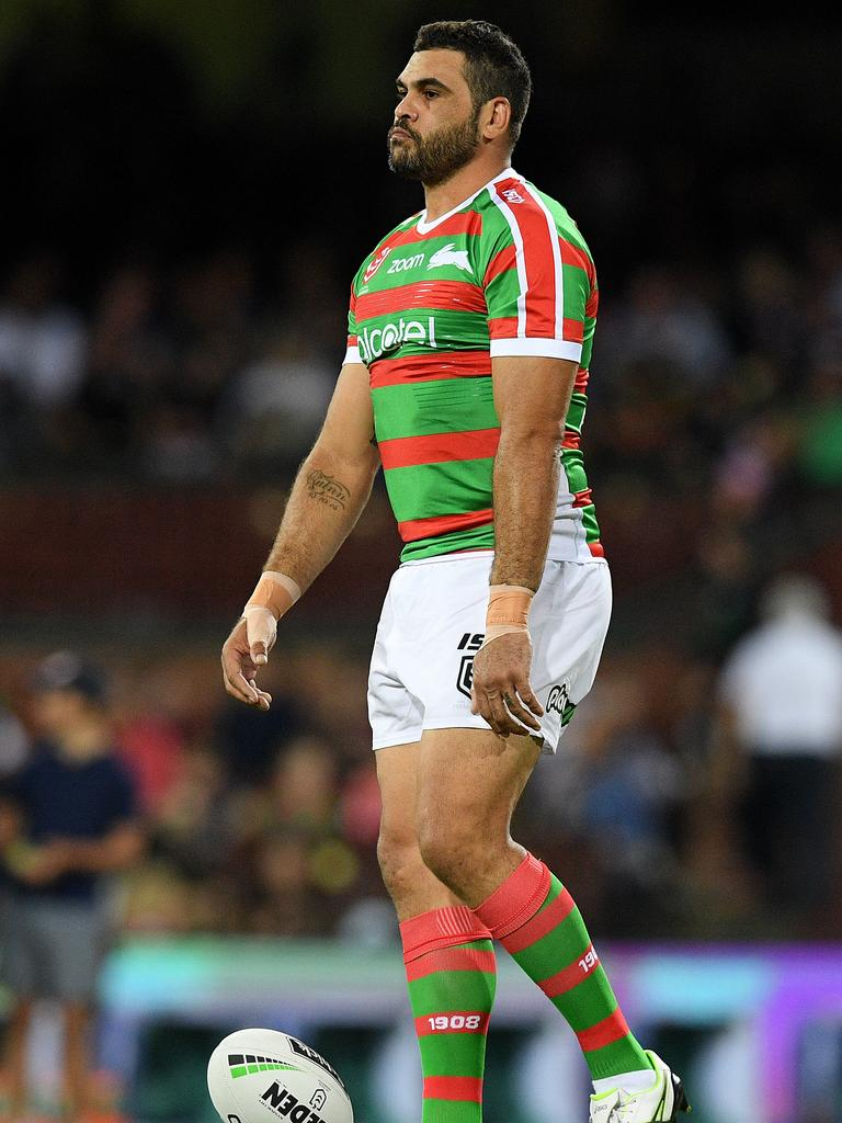 Greg Inglis has battled injury and illness in 2019.
