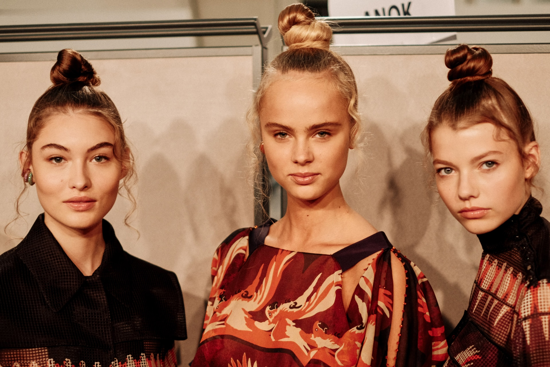 Fendi makes a case for the return of baby hair at Milan Fashion Week spring/summer 2019